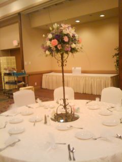 Table Centerpiece in San Bernardino CA, Inland Flowers