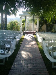 Ceremony in San Bernardino CA, Inland Flowers
