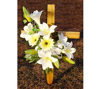 Mahgony Cross in Staten Island NY, Grapevine Garden and Florist