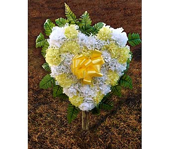 Silk Heart in Staten Island NY, Grapevine Garden and Florist