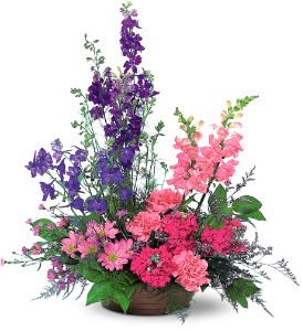Garden Fresh Blooms in Scranton PA, McCarthy Flower Shop<br>of Scranton
