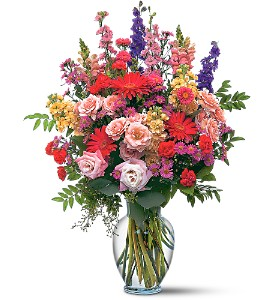 Sunshine and Smiles-Premium in Orange CA, LaBelle Orange Blossom Florist