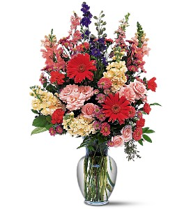 Sunshine and Smiles-Deluxe in Mooresville NC, All Occasions Florist & Boutique<br>704.799.0474