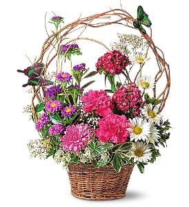 Touch of Butterflies in Brownsburg IN, Queen Anne's Lace Flowers & Gifts