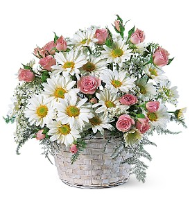 Posy Basket in Wake Forest NC, Wake Forest Florist