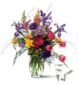 Spirited Spring in Longmont CO, Longmont Florist, Inc.