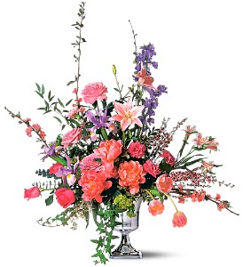 Classic Spring Bouquet in Evansville IN, Cottage Florist & Gifts
