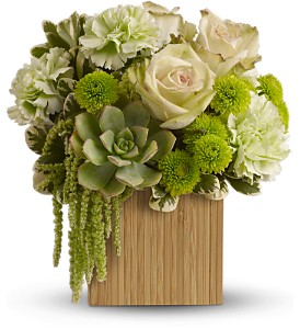 Teleflora's Bamboo Mist in Detroit and St. Clair Shores MI, Conner Park Florist
