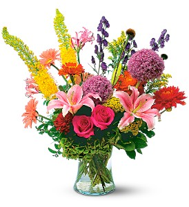 Fountain of Joy in Belford NJ, Flower Power Florist & Gifts