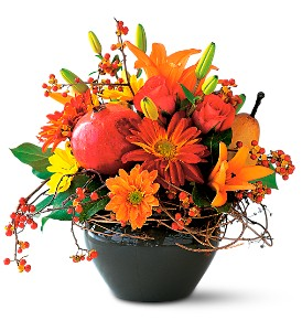 Fresh Fall Magic in Bismarck ND, Dutch Mill Florist, Inc.