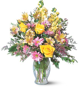 Wishing You Well in Ogdensburg NY, Basta's Flower Shop