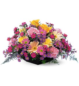 Garden Centerpiece in Hudson, New Port Richey, Spring Hill FL, Tides 'Most Excellent' Flowers