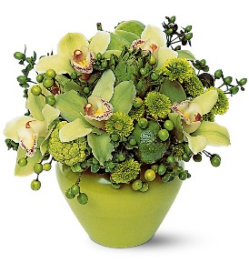 Shades of Green in Granite Bay & Roseville CA, Enchanted Florist