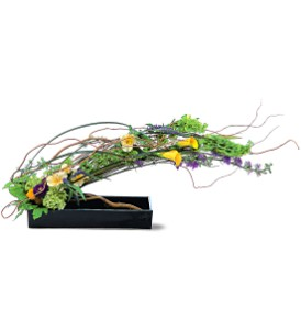 Gracious Curve in Metairie LA, Golden Touch Florist