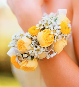 Sunshine and Roses Bracelet in Etobicoke ON, Alana's Flowers & Gifts
