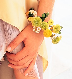 June Gardens Bracelet in Greenville SC, Greenville Flowers and Plants