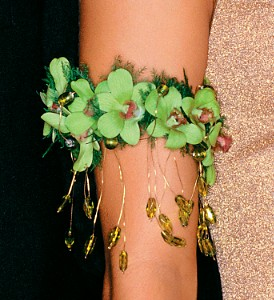 Exotic Orchids Armband in Winnipeg MB, Cosmopolitan Florists