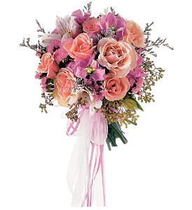 Pretty as a Picture Presentation Bouquet in Hinsdale IL, Hinsdale Flower Shop