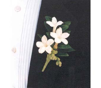 Boutonniere in Coplay PA, The Garden of Eden