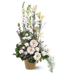 White Impressions in Indianapolis IN, Gillespie Florists