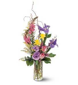 Spring Hope Vase in Hudson, New Port Richey, Spring Hill FL, Tides 'Most Excellent' Flowers