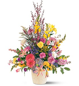 Spring Hope Arrangement in Oklahoma City OK, Capitol Hill Florist & Gifts