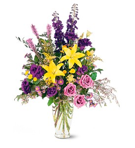 Loving Beauty Bouquet in Dallas TX, Petals & Stems Florist