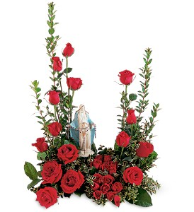 Teleflora's Our Lady of Grace in Baltimore MD, Gordon Florist