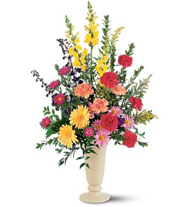 Vibrant Memorial in Bend OR, All Occasion Flowers & Gifts