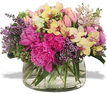 The Ultimate Spring in New York NY, Fellan Florists Floral Galleria