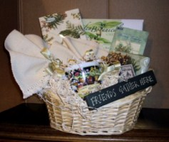 House Warming Basket in Tuckahoe NJ, Enchanting Florist & Gift Shop