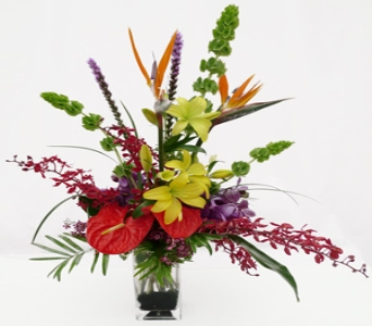 Mildred�s Exotic Spring Vase  in Salt Lake City UT, Mildred's Flowers Inc.