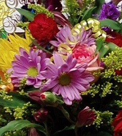 Designer's Choice Birthday Arrangement in Burlington NJ, Stein Your Florist