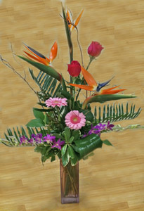Beach Day in Naples FL, Gene's 5th Ave Florist
