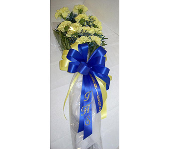 GRADUATION PRESENTATION BOUQUET in Titusville FL, Floral Creations By Dawn