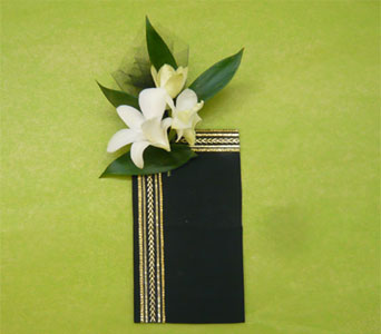 Pocket Boutonniere in Albany NY, Emil J. Nagengast Florist