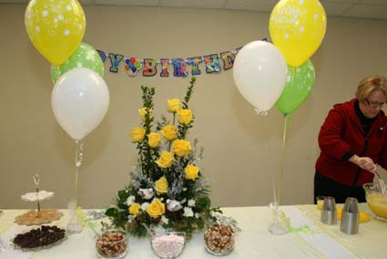Birthday Party Celebration1 in Cabool MO, Cabool Florist At Cleea's