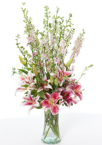 LONGS PEAK LILIES in Longmont CO, Longmont Florist, Inc.