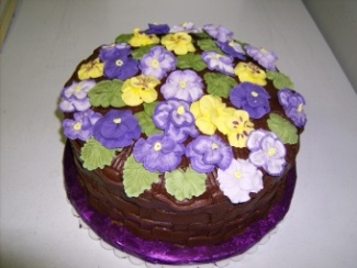 Cake 4 in Gautier MS, Flower Patch Florist & Gifts