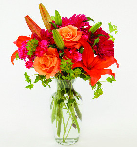 JUST HAPPY in Longmont CO, Longmont Florist, Inc.