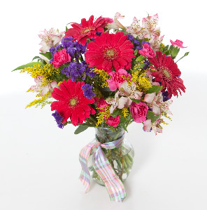 BUTTONROCK BLOOMS in Longmont CO, Longmont Florist, Inc.