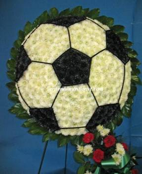 Soccer Ball in Jersey City NJ, Entenmann's Florist