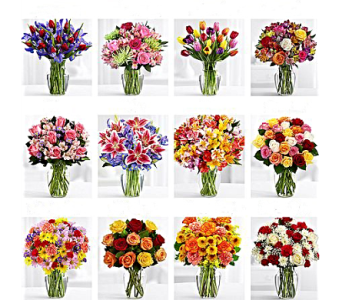 Florist Choice-Seasonal Bouquet in Herndon VA, Herndon Florist, Inc