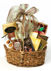 CHOCOHOLIC BASKET in Longmont CO, Longmont Florist, Inc.
