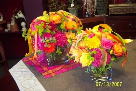 Wedding in Stockton CA, Fiore Floral & Gifts