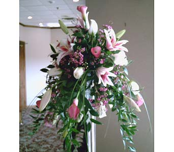 Local Wedding Show in Staunton VA, Rask Florist, Inc.