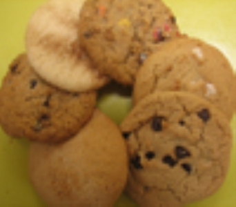 Two Dozen Classic Assortment of Cookies in Greenville SC, Expressions Unlimited