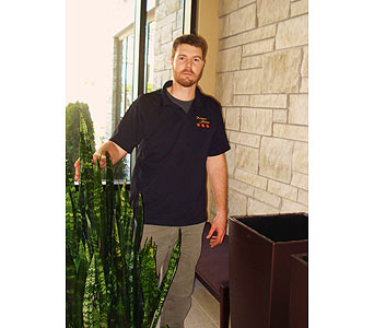 Interior plantscape design and Maintenance in Manhattan KS, Kistner's Flowers