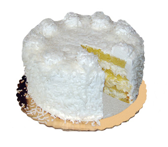 Coconut Cake in Baltimore MD, Raimondi's Flowers & Fruit Baskets