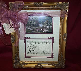 Memory Verse Frames in Bedford IN, Bailey's Flowers & Gifts